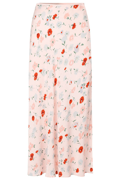 Alsop Skirt in Pink Garden