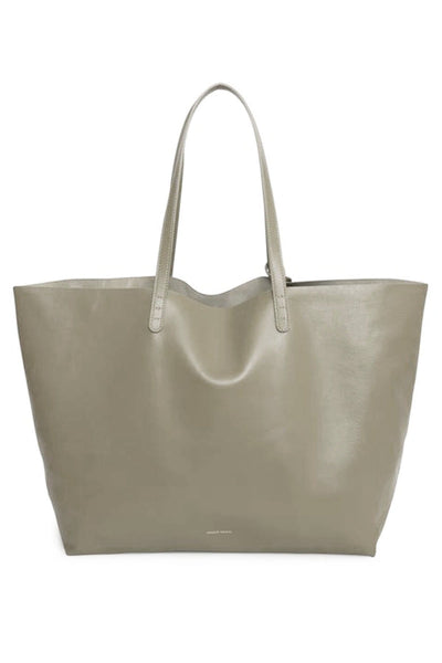 Oversized Tote in Elefante