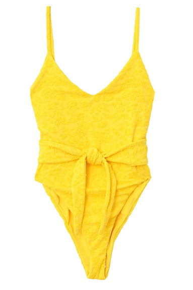 Gamela Swimsuit in Yellow