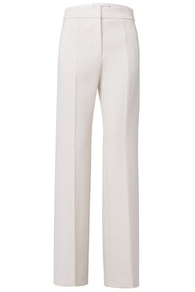 Sophisticated Perfection Pants in Canvas White