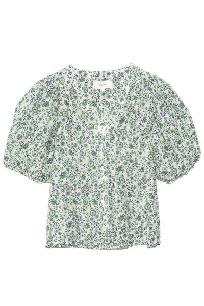Sydell Shirt in Leaf