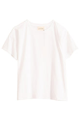 Basiluzzo Oversize Top in White