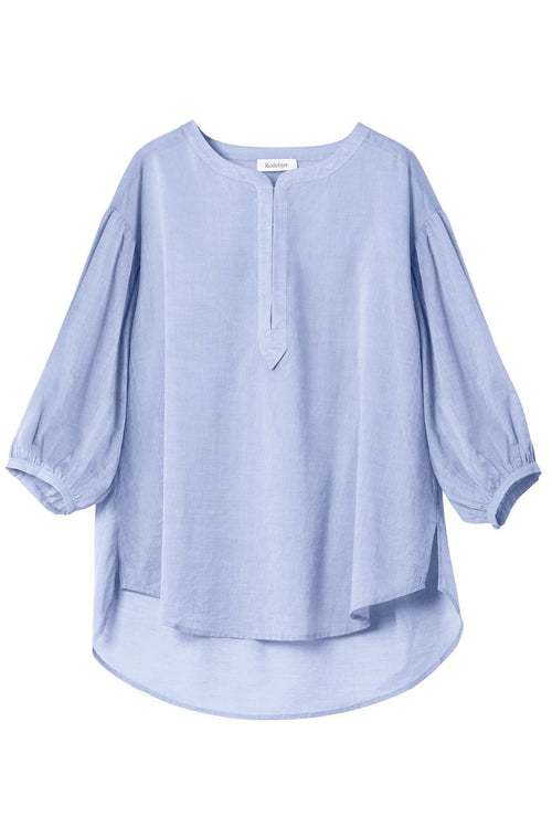 Sakina Top in Blue Pearl