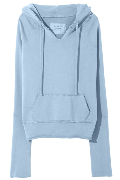 Janie Hoodie in Light Blue
