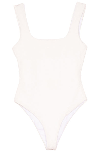 Persephone Swimsuit in White