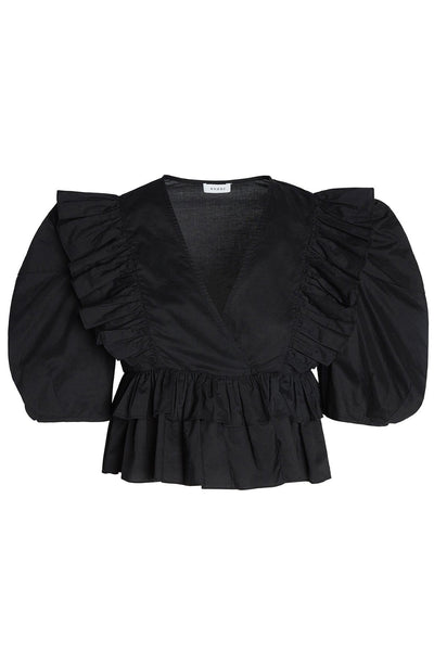 Elodie Top in Black
