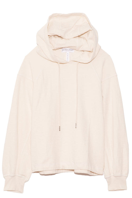 Islands Hoodie in Cream