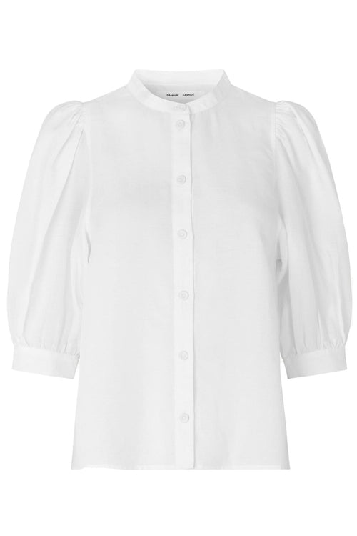 Mejse Shirt in Bright White