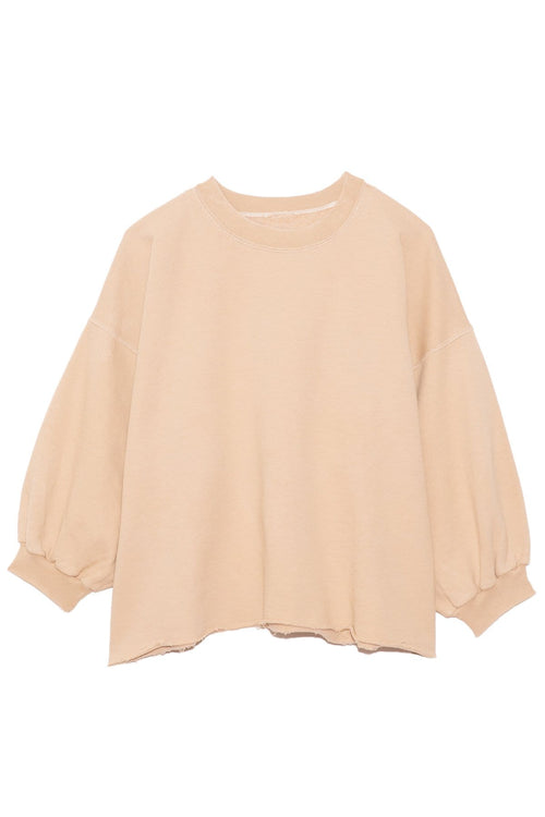 Fond Sweatshirt in Beige