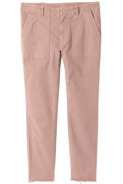 Jenna Pant in Dusty Pink