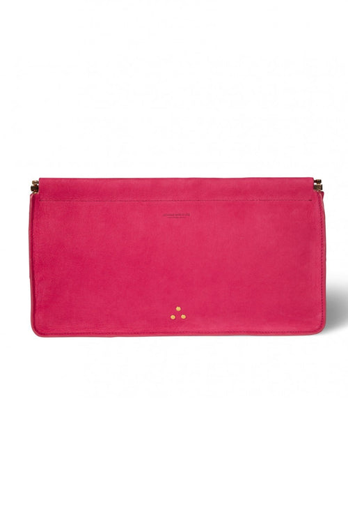 Clic Clac XL Clutch in Fuchsia
