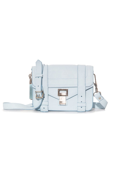 PS1 Mini Crossbody Bag in Baby Blue