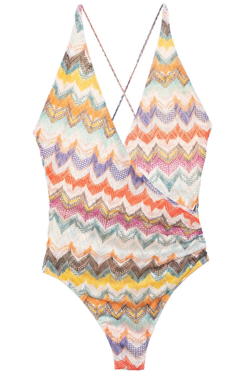 Wrap One Piece in Multi