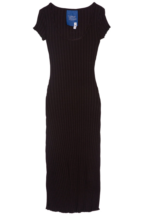 Andros Dress in Black
