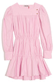 Alessandra Dress in Baby Pink