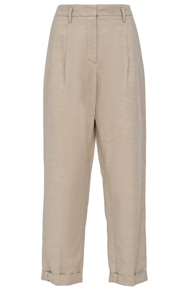 Into the Sun Pant in Warm Greige