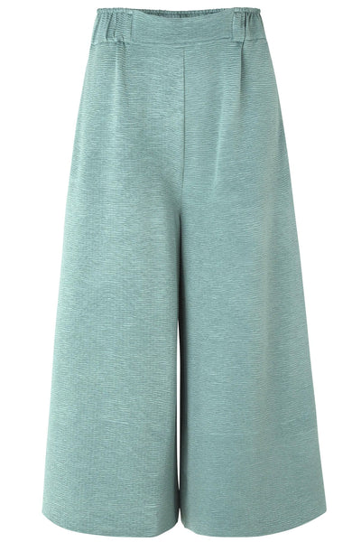 Luella Trouser in Oil Blue