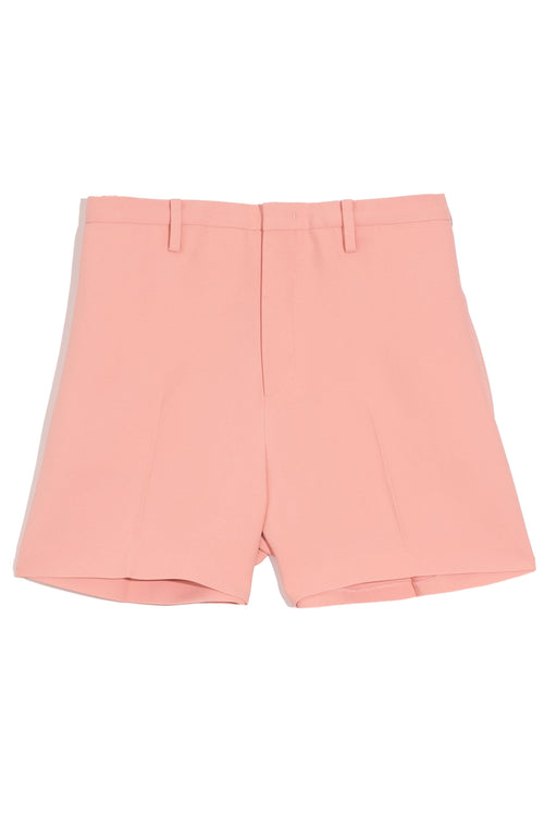 Tailored Short in Dark Salmon