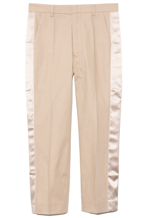 Poker Classic Pant with Satin Band in Desert