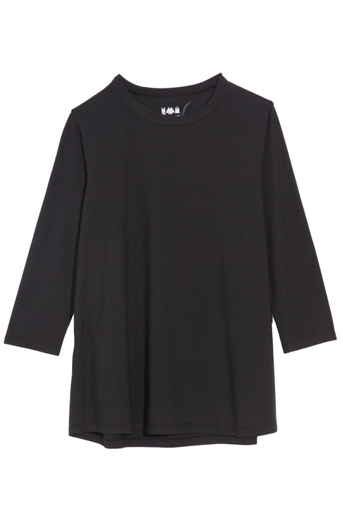 Jeppe Jersey Top in Smoke