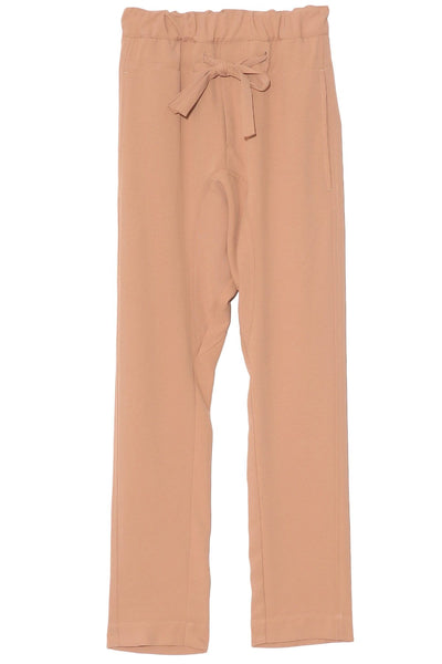 Triacetate Relaxed Pant in Ochre