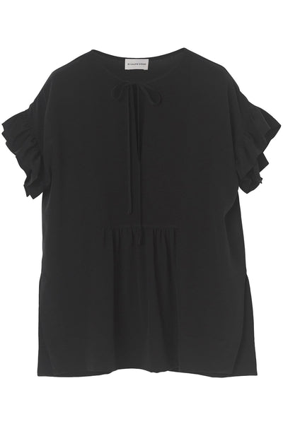 Sbai Top in Black