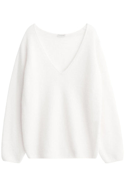 Rhila Sweater in Soft White