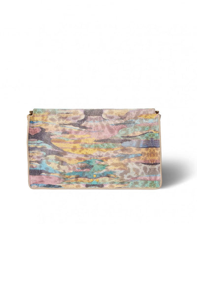 Clic Clac Large Clutch in Psyche