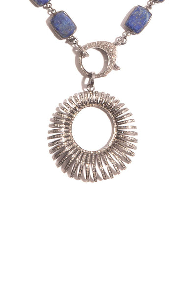 Open Wreath Pendant
