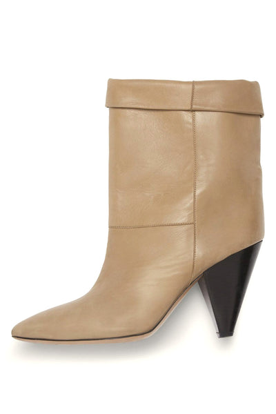 Luido Boot in Taupe