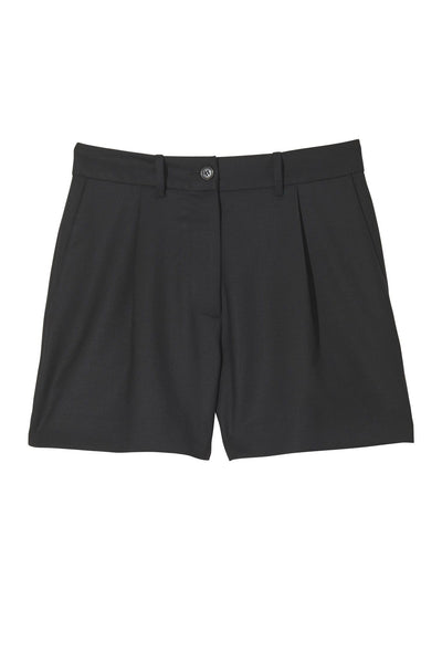 Bordeaux Short in Black