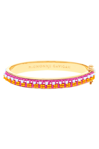 Mariana Petite Bracelet in Orange/Light Blue