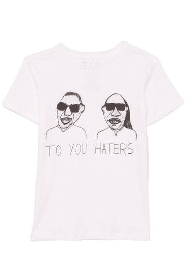 Blind to You Haters Short Sleeve Tee