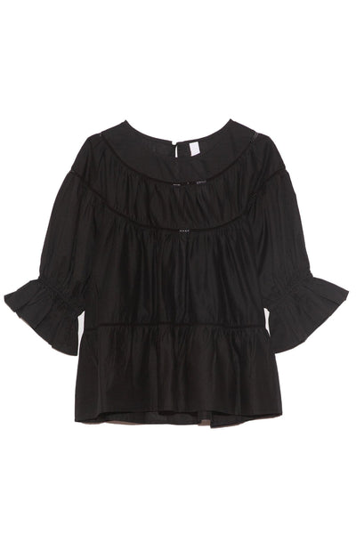 Sol Top in Black