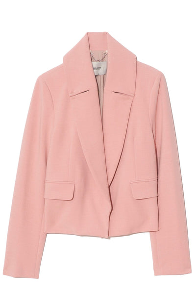 Littoral Blazer in Pink