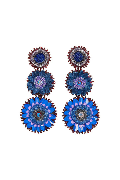 Molly Earring in Blue
