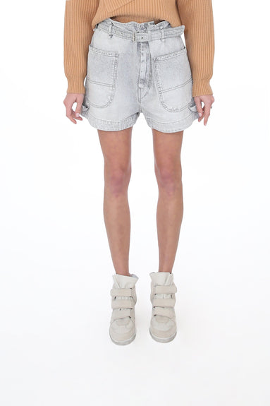 Ike Shorts in Grey