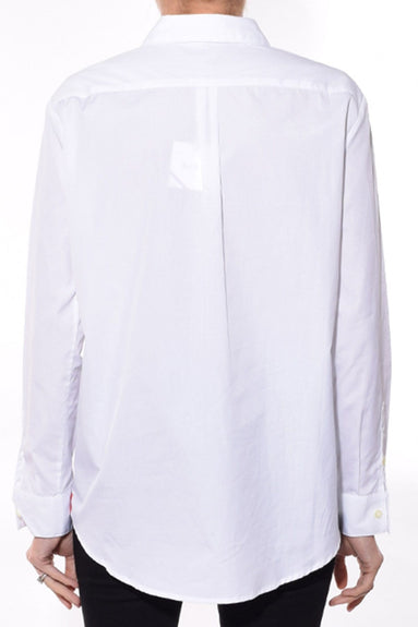 The Hutton Top in White