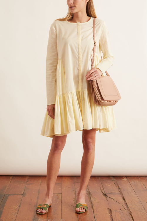 Martel Dress in Citron