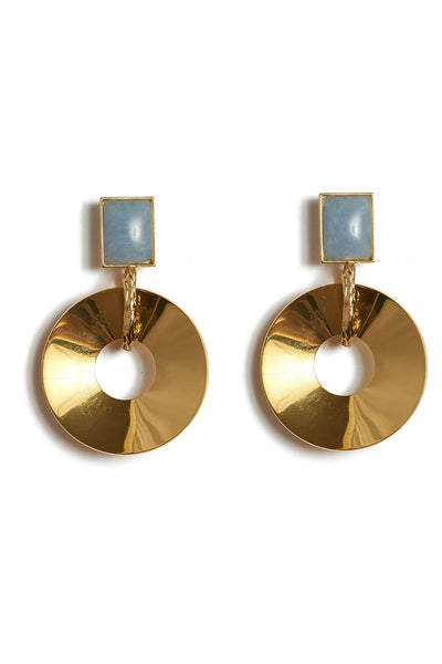 Promenade Hour Earrings in Multi