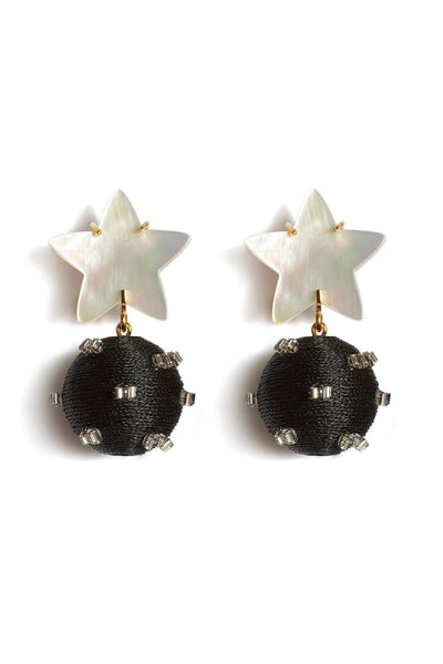 Starburst Earrings in Multi