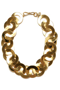 Mirage Necklace in Gold