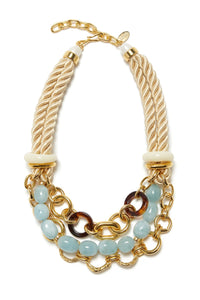 Marbella Necklace in Multi