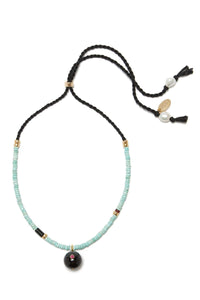 Orbit Necklace in Turquoise