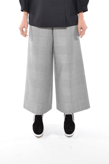 Caterucia Dogtooth Pant in Grey