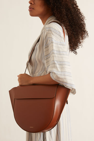 Hortensia Big Bag in Tan