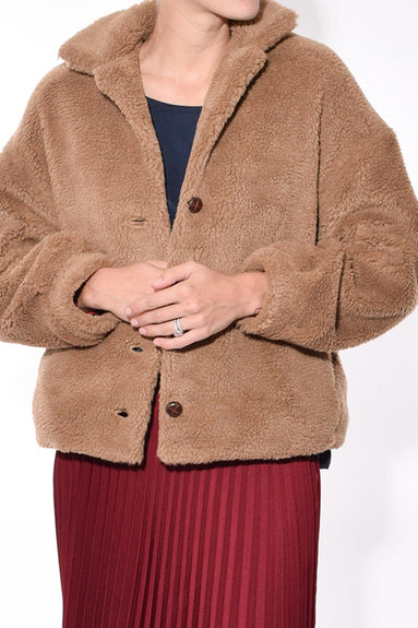 Kinsley Jacket in Camel
