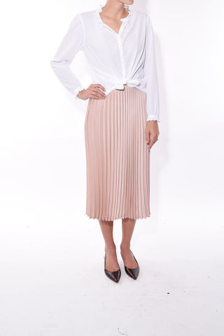 Sienna Skirt in Blush