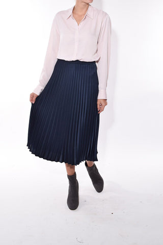 Sienna Skirt in Twilight Blue