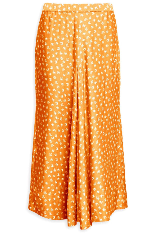 Tyle Skirt in Sandy Ochre